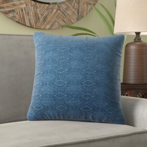 Giusti Modern Jacquard Throw Pillow by Bungalow Rose