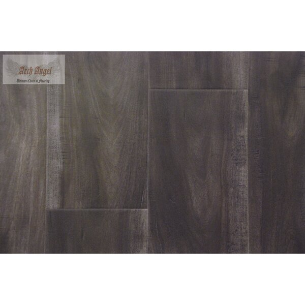 0.5 x 0.75 x 94 Canadian Maple Quarter Round in Peppercorn by All American Hardwood