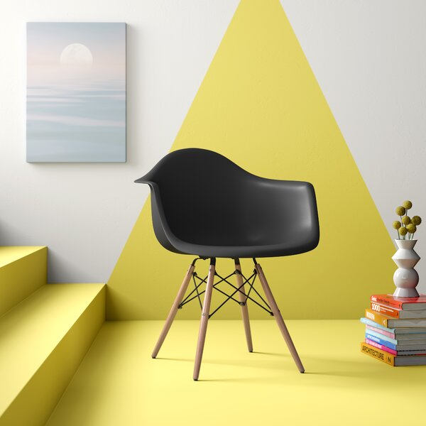 Matilda Plastic Dining Chair by Hashtag Home