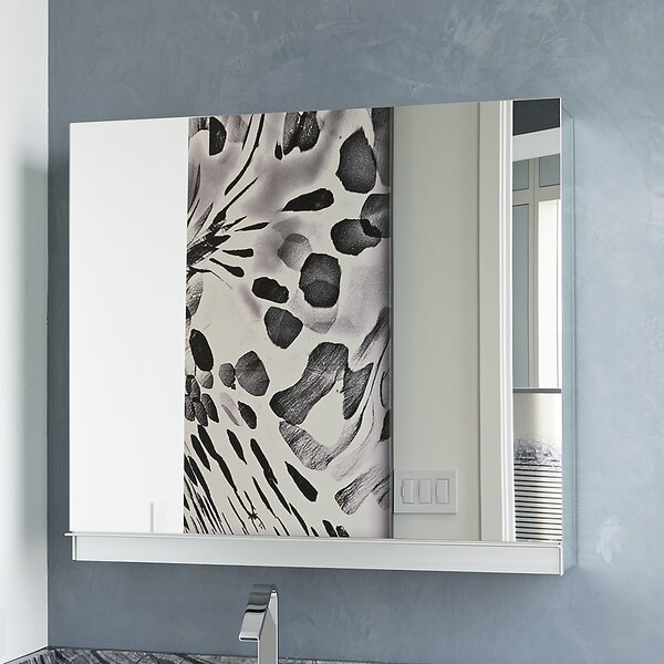 Uplift Series 30 x 27 Recessed or Surface Mount Medicine Cabinet by Robern