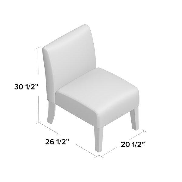 Henninger Slipper Chair