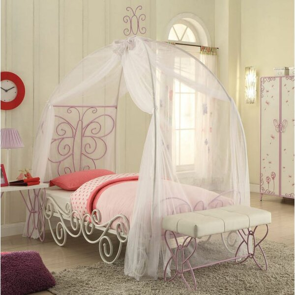 Montross Full Canopy Bed by Isabelle & Max