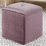Cool Purple Ottomans Poufs Youll Love In 2019 Wayfair Ncnpc Chair Design For Home Ncnpcorg