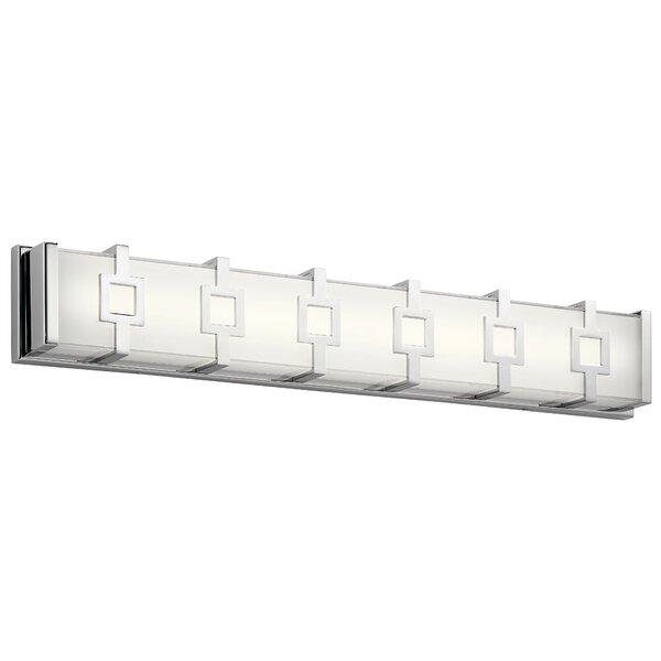 Rozek 1-Light LED Bath Bar by Orren Ellis