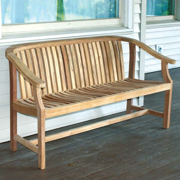 Charles Teak Garden Bench by Jewels of Java