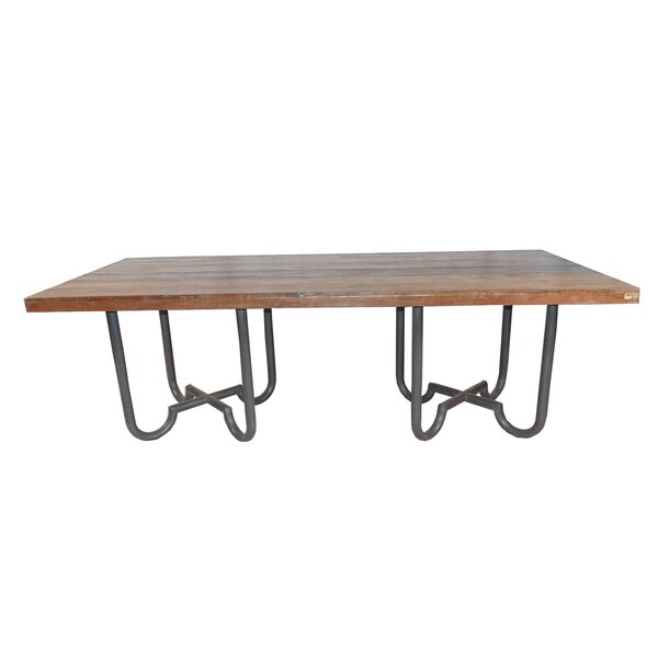 Hornsea Solid Wood Dining Table by Williston Forge