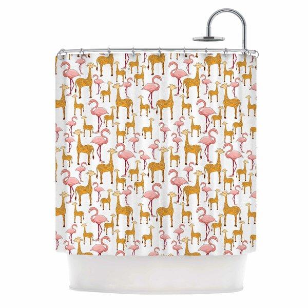 Summer by Alisa Drukman Shower Curtain by East Urban Home