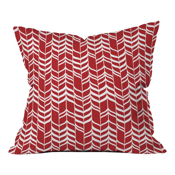 Andrea Victoria Jolly Pillow by Deny Designs