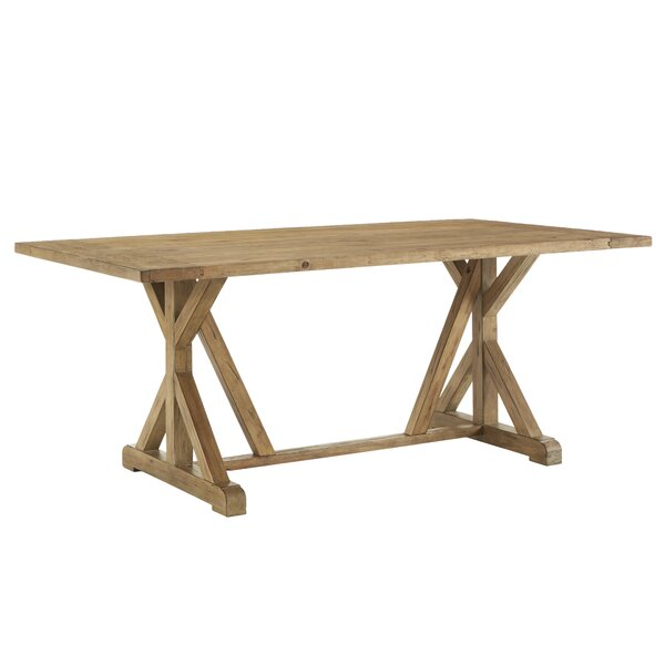 Oshea Solid Wood Dining Table By Kingstown Home