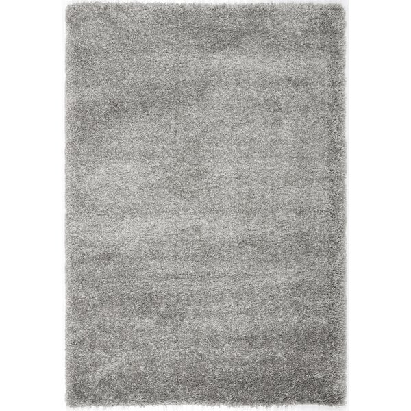 Thaddeus Colorway Silver Area Rug by Wade Logan
