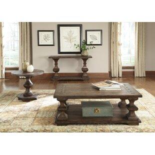 Oak Coffee Table Sets You\'ll Love | Wayfair
