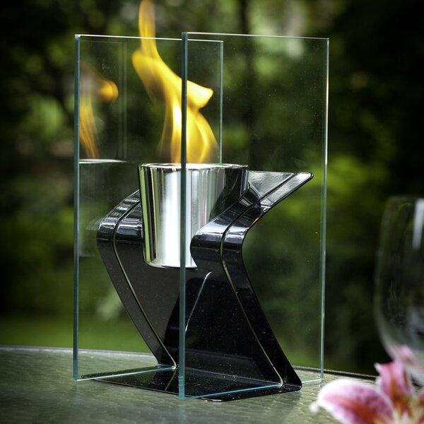 Zed Bio-Ethanol Tabletop Fireplace by Decorpro