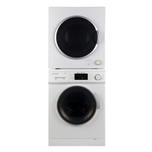 Ft. High Efficiency All In One Combo Washer And Dryer