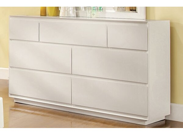 Pearl 7 Drawer Dresser by Hokku Designs