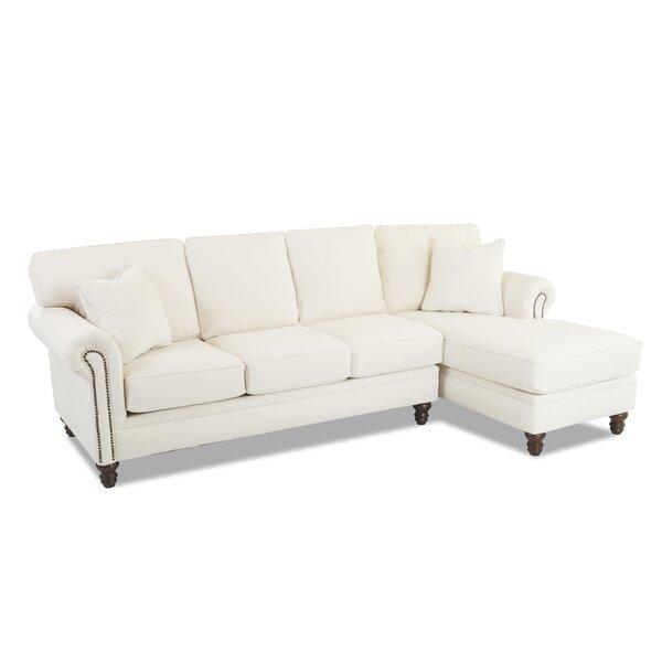 Sectional by Wayfair Custom Upholstery Wayfair Custom Upholstery™