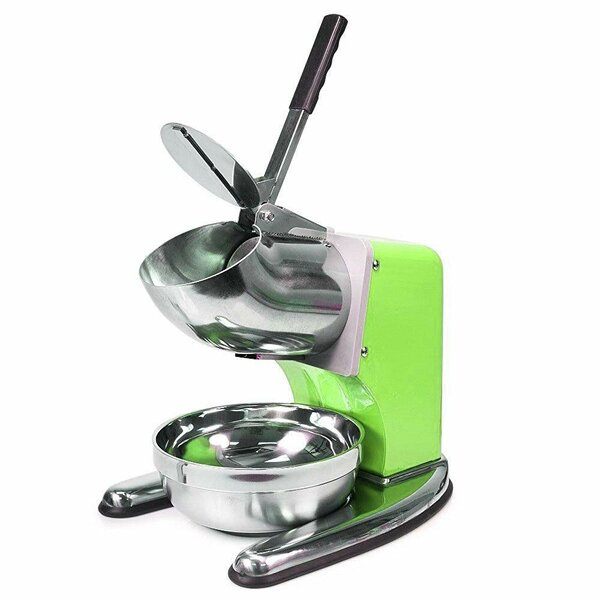 Commercial Dual Blade Crusher Shaved Ice Maker Machine by WYZworks