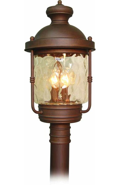 Sterling Outdoor 4-Light Lantern Head by Volume Lighting