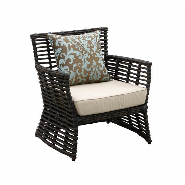 Venice Lounge Chair with Cushion by Sunset West