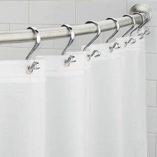 Ellie PEVA Shower Curtain Liner