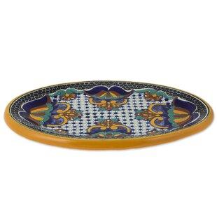 Talavera Decorative Plate  sc 1 st  Wayfair & Talavera Plates | Wayfair