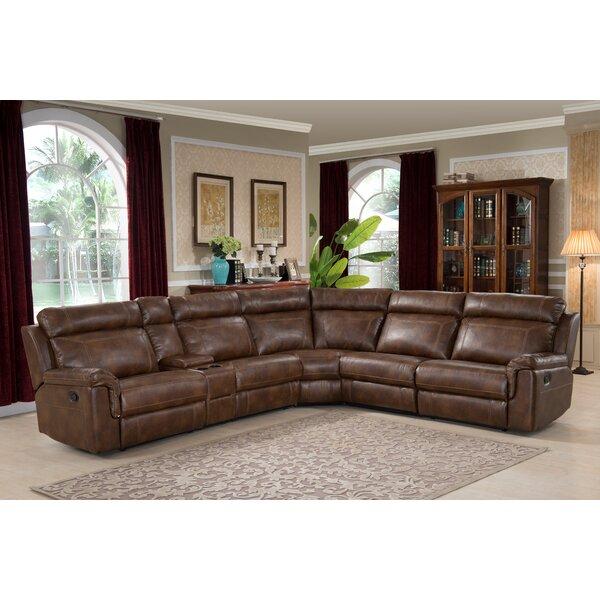 Clark Reclining Sectional by AC Pacific