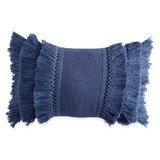Jacky Rectangular Cotton Pillow Cover and Insert