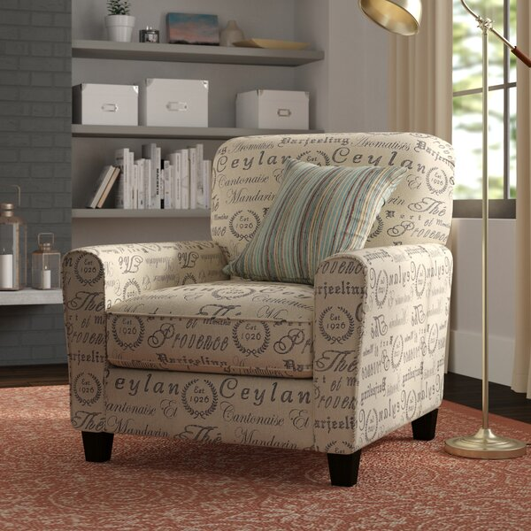 Deerpark Armchair By Andover Mills