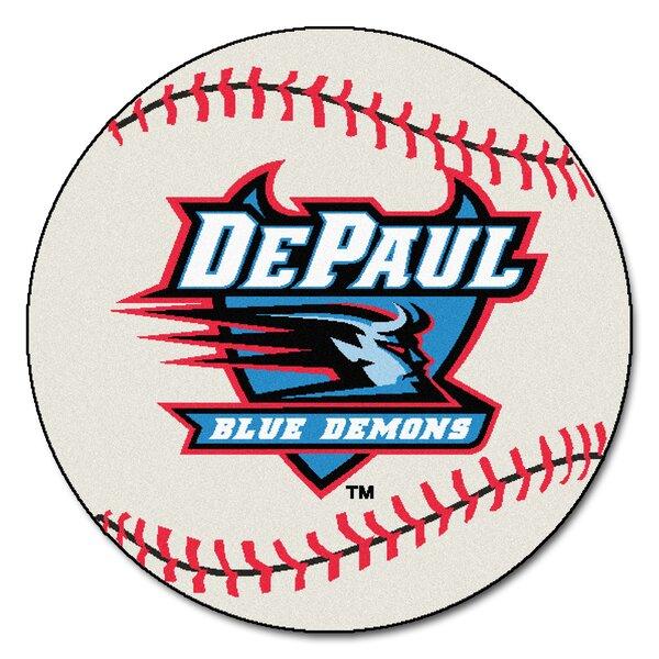 NCAA DePaul University Baseball Mat by FANMATS