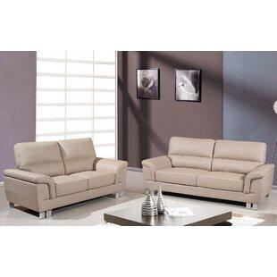 Aiga 2 Piece Living Room Set by Orren Ellis