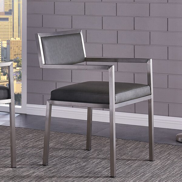Latrobe Upholstered Dining Chair (Set of 2) by Wrought Studio