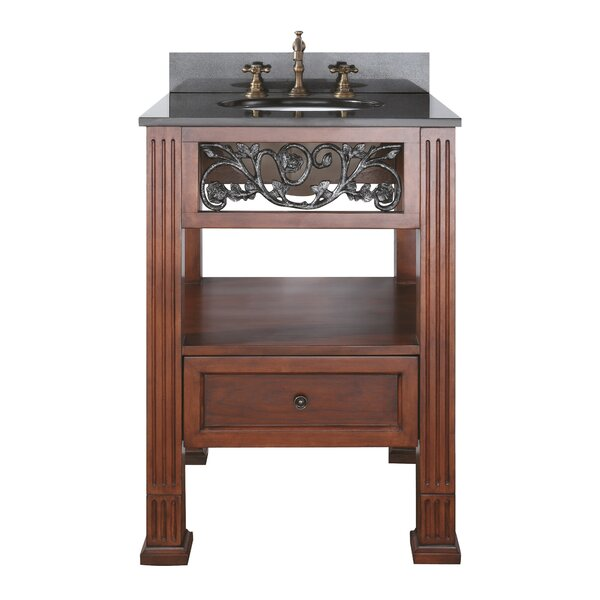 Haslemere 25 Single Bathroom Vanity Set by Fleur De Lis Living