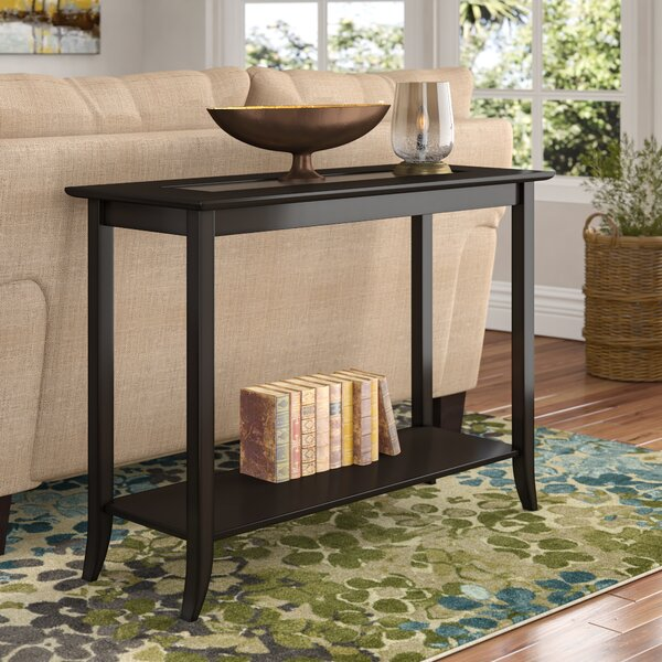 Norfolk Rectangular Console Table By Charlton Home