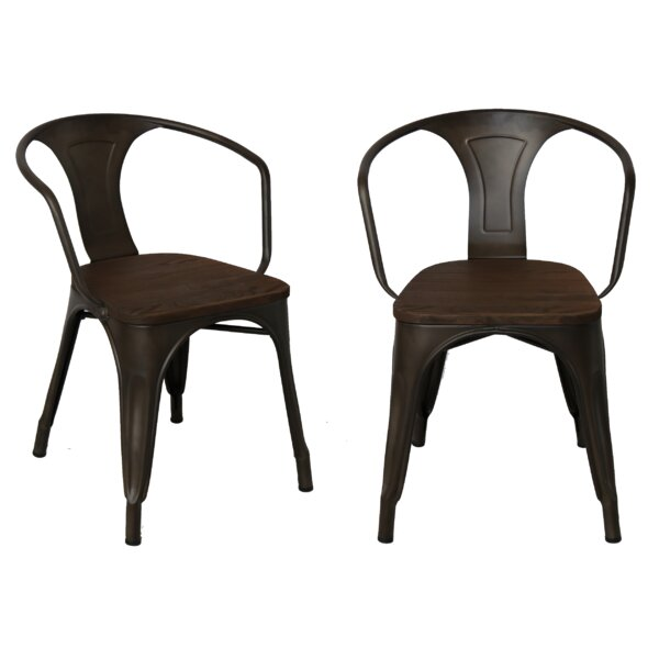 Fidelia Dining Chair (Set of 2) by Williston Forge