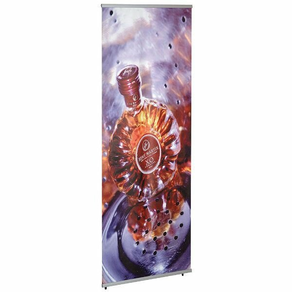 Newage Freestanding Quick Banner Stand by MT Displ