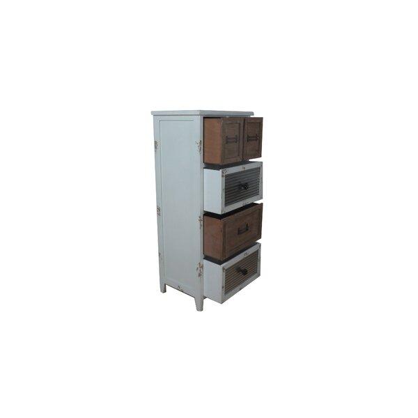 Syreeta 5 Drawer Standard Dresser by Gracie Oaks