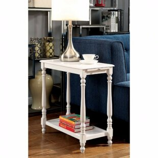 Read Reviews Fredrickson End Table with Storage By Highland Dunes