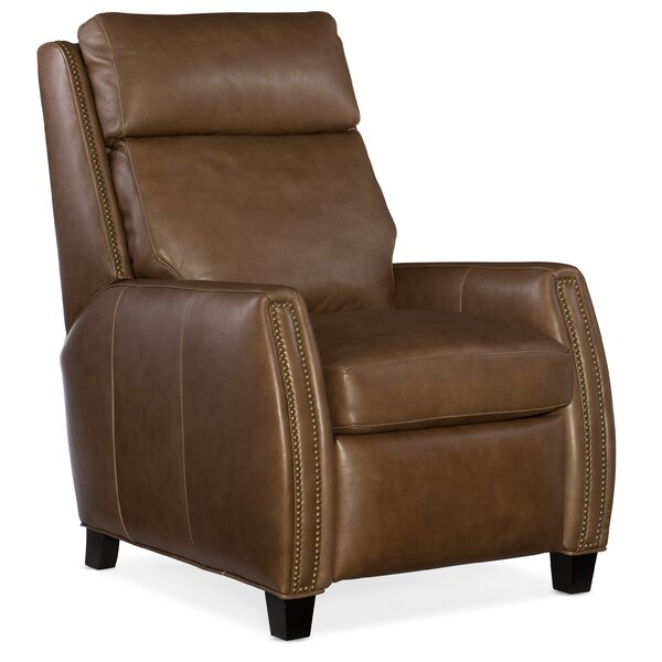 Cheyenne Leather Recliner By Bradington-Young