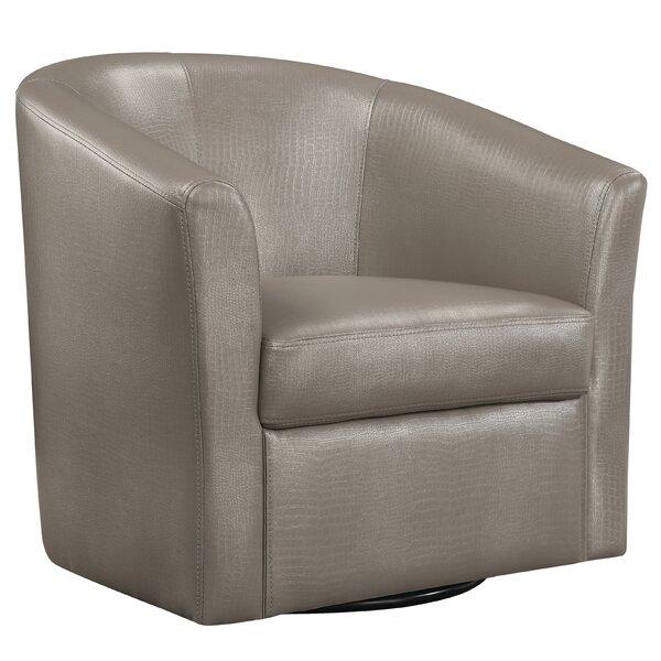 Swapnil Barrel Chair by Orren Ellis