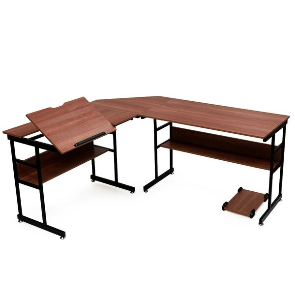 Ayotomi L-Shape Desk