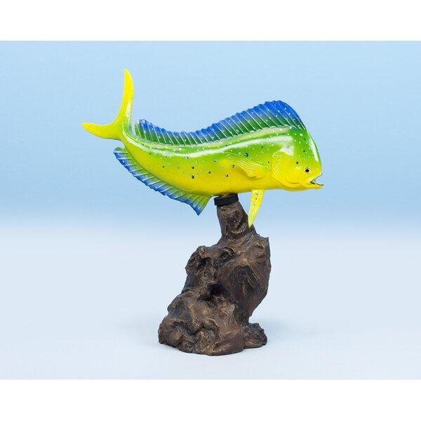 Pannell Mahi Mahi Figurine by Loon Peak