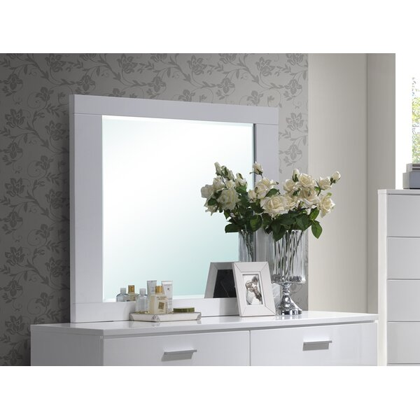 Branchville Accent Mirror by A&J Homes Studio
