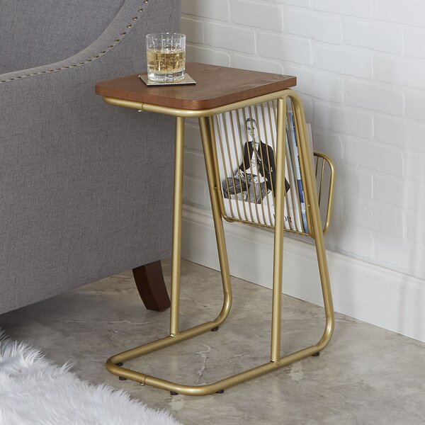 Buxton End Table By Williston Forge