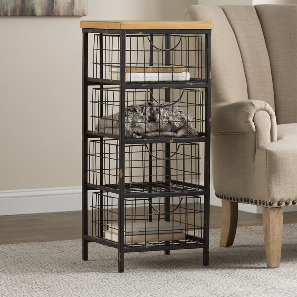 Byer End Table With Storage By Williston Forge