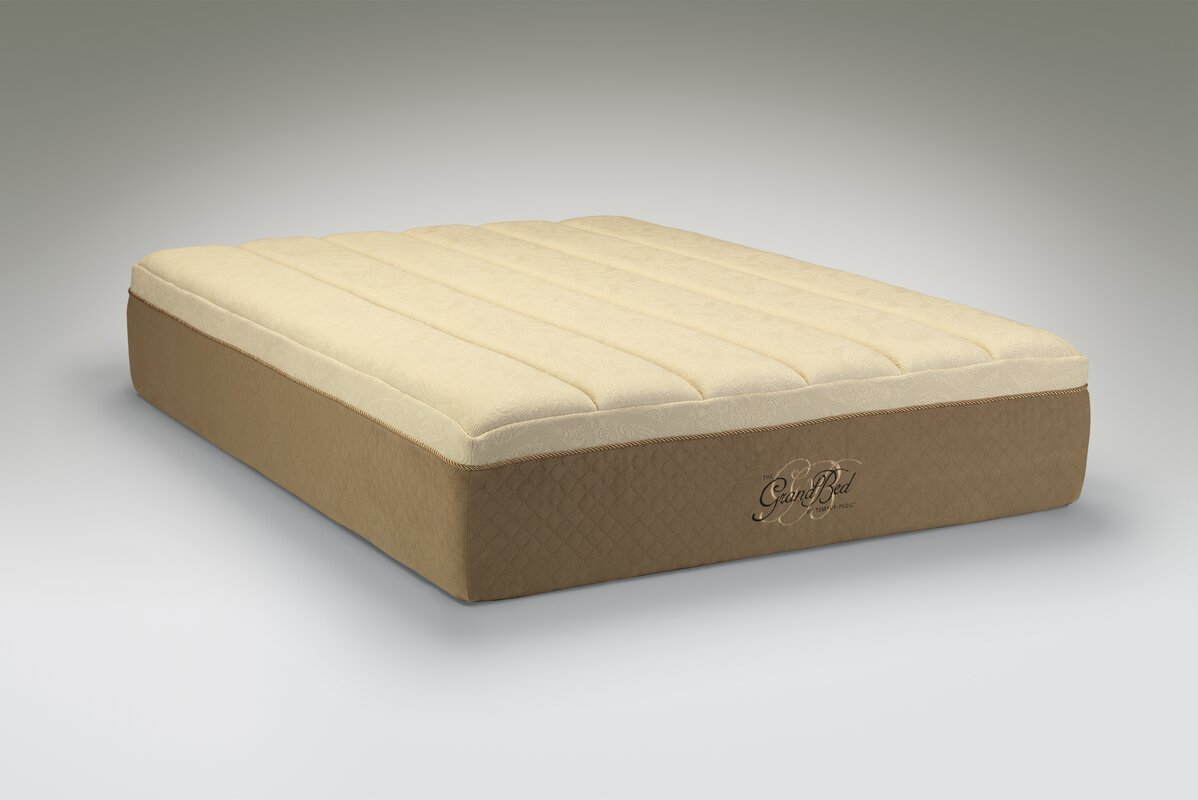 tempur pedic grandbed 15 medium firm mattress reviews. Black Bedroom Furniture Sets. Home Design Ideas