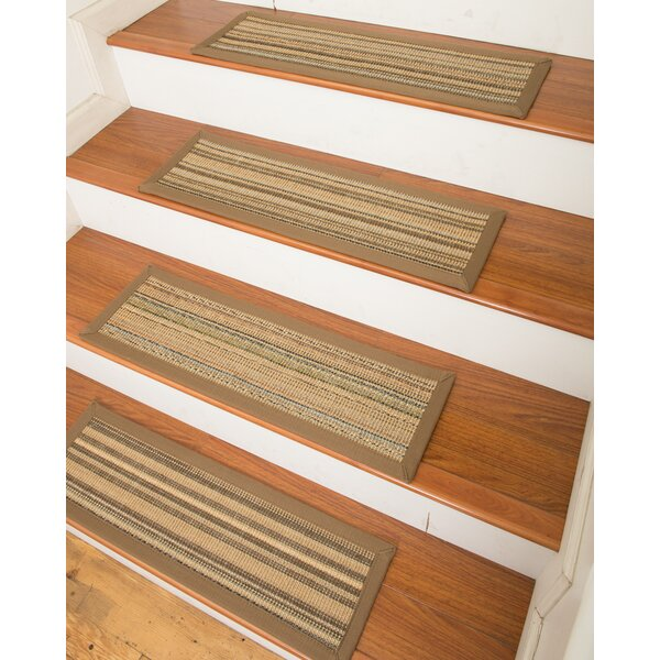 Galena Stair Tread (Set of 13) by Natural Area Rugs