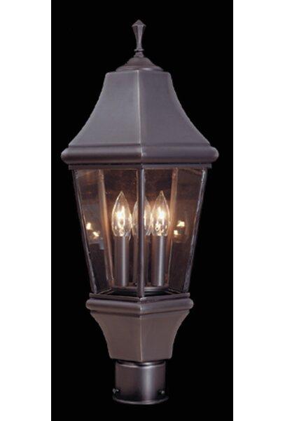 Normandy Outdoor 3-Light Lantern Head by Framburg