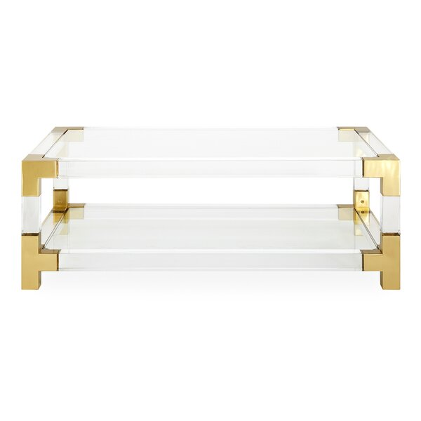 Jacques Grand Coffee Table by Jonathan Adler