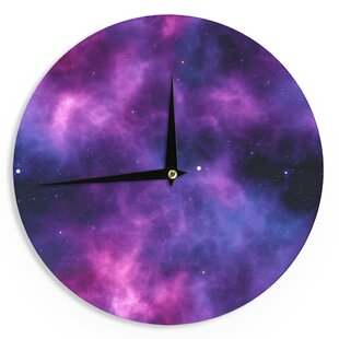 Infinity' 12 Wall Clock by East Urban Home
