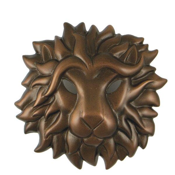 Regal Lion Door Knocker by Michael Healy Designs