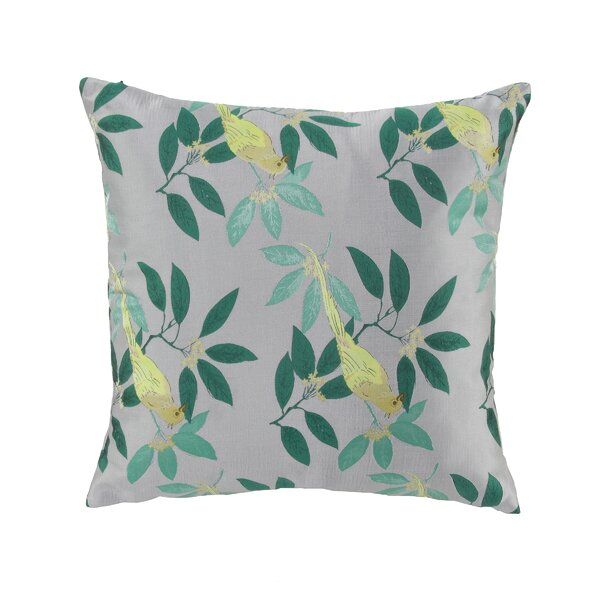 Lynwood Modern Pillow Cover by Charlton Home